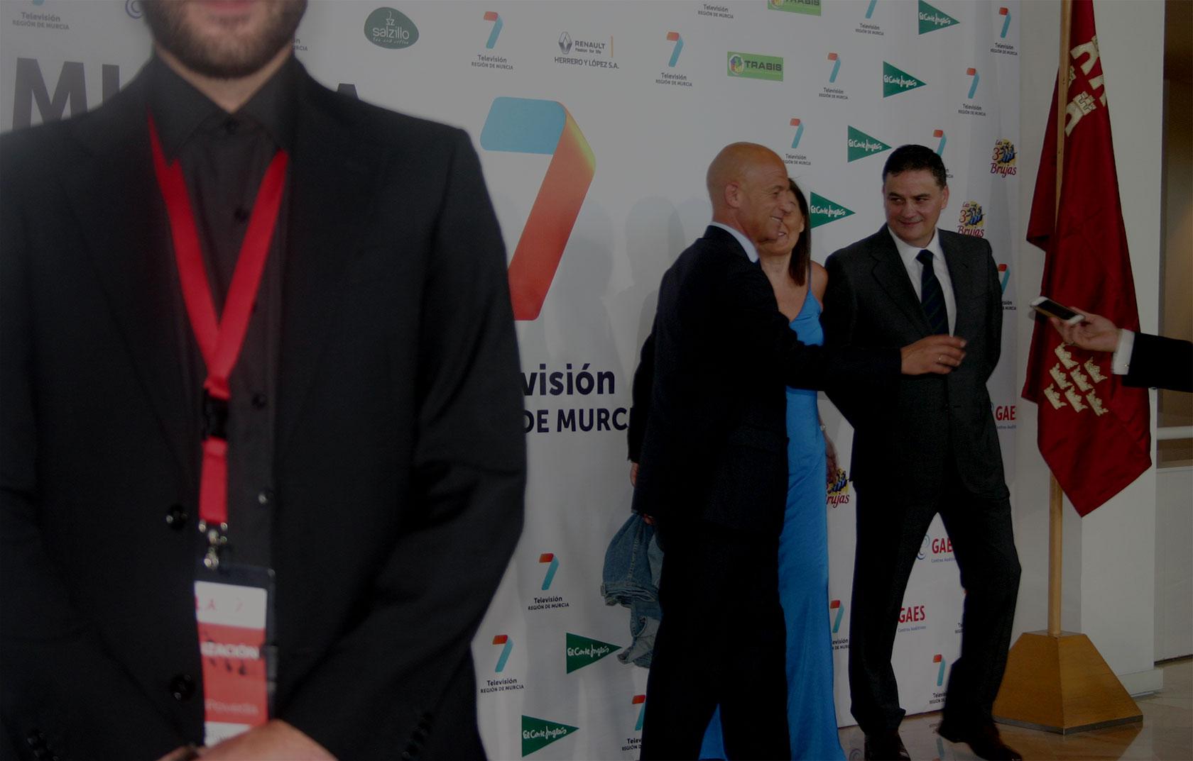 Eventos en Plural organiza y produce la Gala 7 TV Murcia